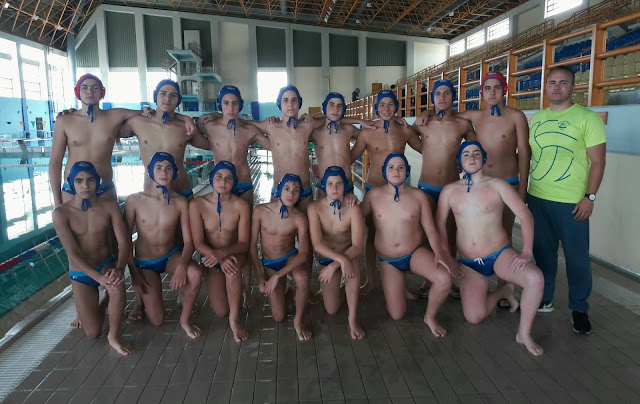 Με σκληρή δουλειά η συνεχής βελτίωση της ομάδας Παίδων του Ναυτικού Ομίλου Ναυπλίου