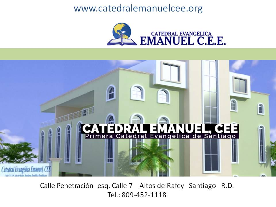 CATEDRAL EVANGELICA