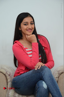 Telugu Actress Mouryani Latest Pos in Blue Denim Jeans  0174.JPG