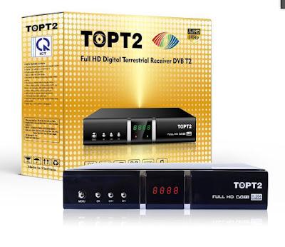 đầu thu kỹ thuật số mặt đất DVB T2