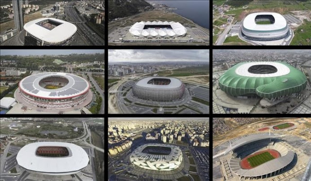 Turkey ready to host the European Championship of 2024