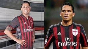 Carlos Bacca Dan Lapadula Akan Membawa Milan Lolos Liga Champion Musim Ini