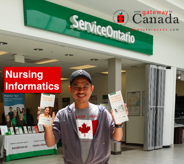 Nursing Informatics in Canada | Nurse Technologist Job in Canada