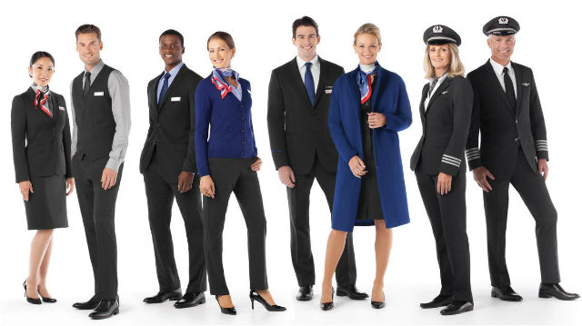 American Airlines Crews Receive New Uniforms and Now They Are Sick