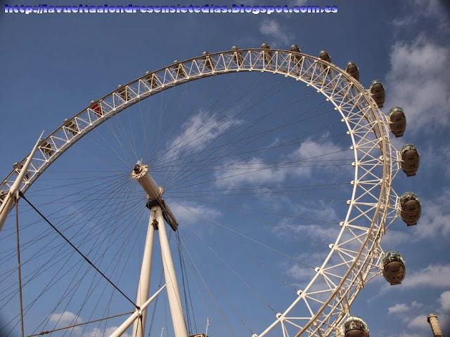 Noria del London Eye