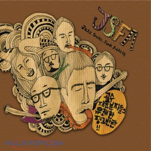 JSFA – Jazz Snobs, Funk Addicts