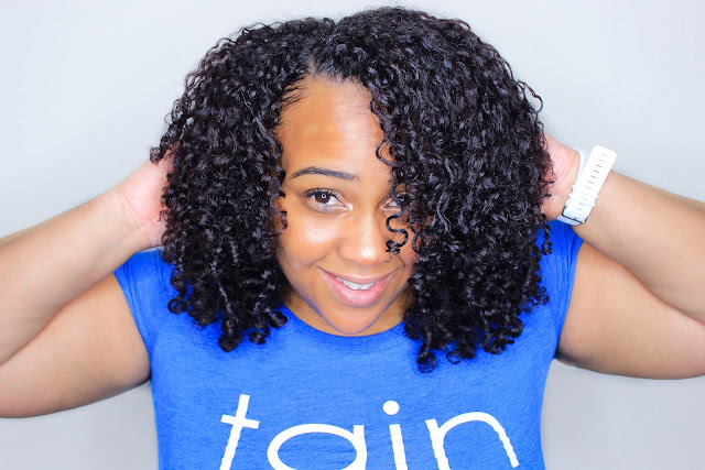 Ion Reconstructor Natural Hair