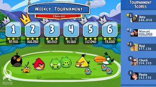 -GAME-Angry Birds Friends