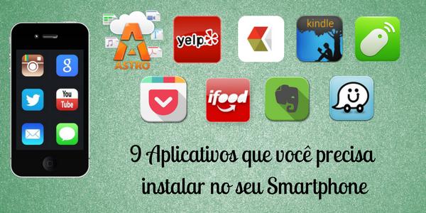 infotecblog, celular, indispensáveis, Smartphone