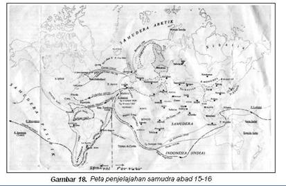 Faktor-Faktor Pendorong Bangsa Barat Menjelajahi Indonesia dan Samudera Beserta pembahasannya