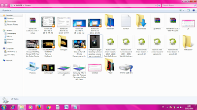Cara Cek File yang Sudah Pernah di Buka Di Windows 7 Dan Menghapusnya.