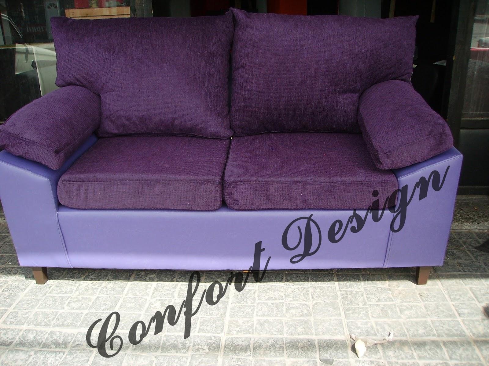 Confort Design Sillones