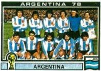 Panini foot nostalgie album panini foot coupe du monde - Finale coupe du monde 1978 ...