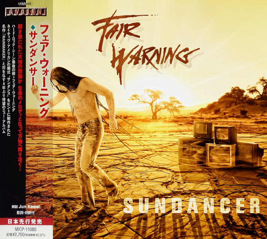 FAIR WARNING - Sundancer [Japanese Edition] (2013) mp3 download