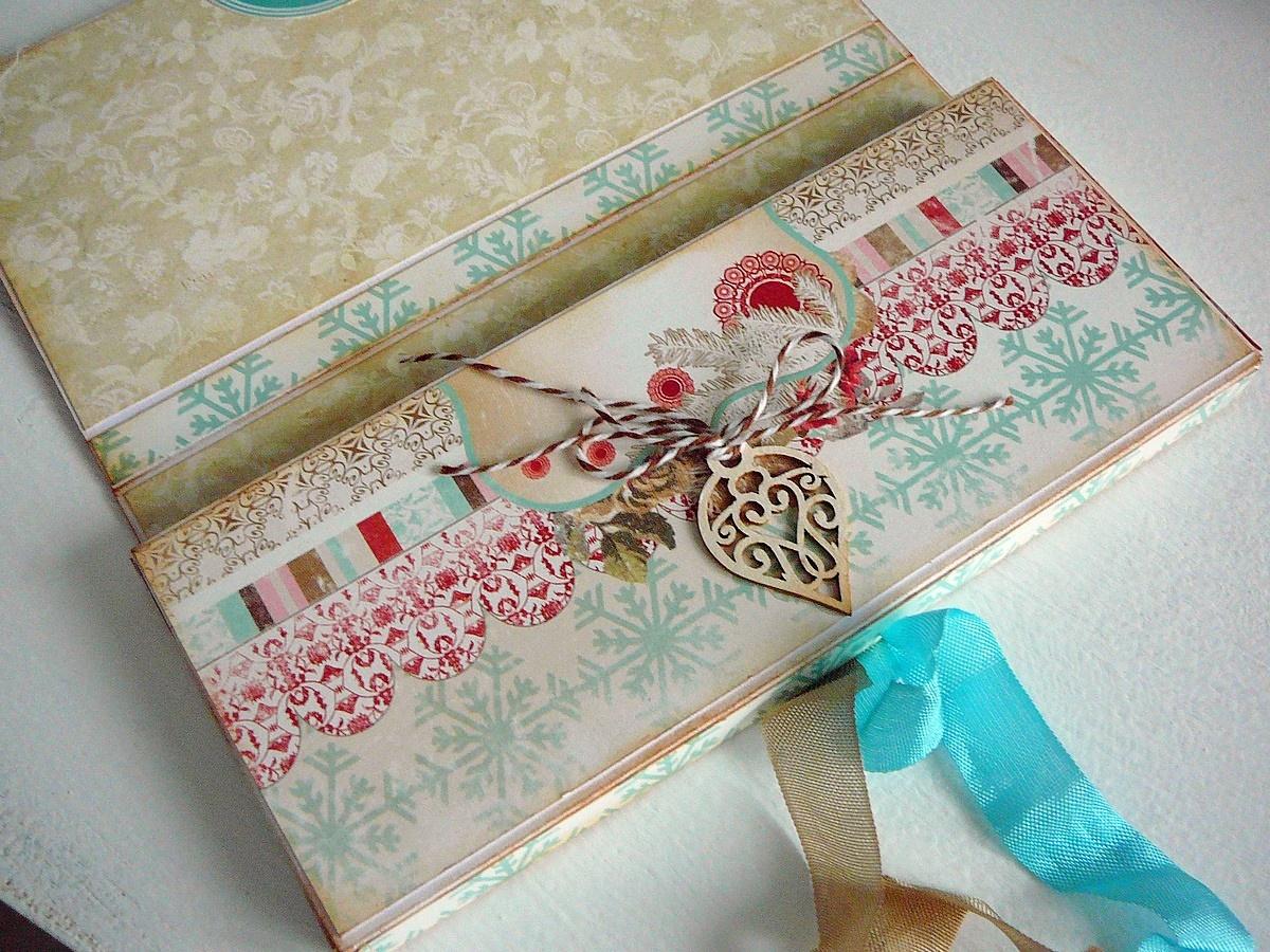 czekoladownik świąteczny