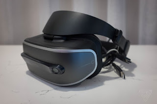 لينوفو تكشف عن نظارتها الحديثه للواقع الافتراضي