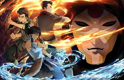 Todos os Episódios de Avatar A Lenda de Korra Livro 1 Dublado e Legendado