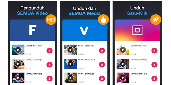 Aplikasi Download Video Tercepat