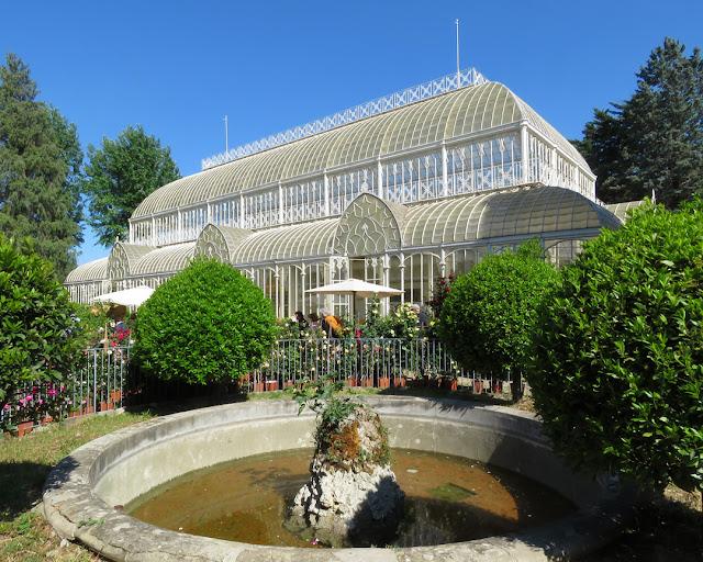 Tepidarium by Giacomo Roster, Giardino dell'Orticultura (Horticultural Garden), Via Bolognese, Florence