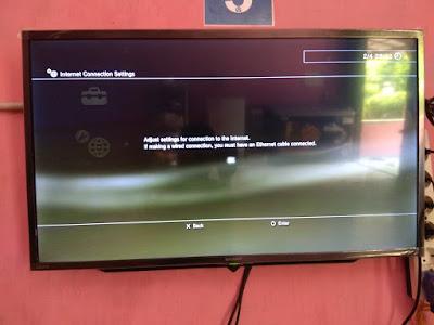 Menyambungkan PS3 Ke Laptop Dengan LAN 14