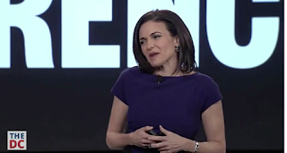 Facebook COO: 'I Still Want [Hillary] To Win Badly'