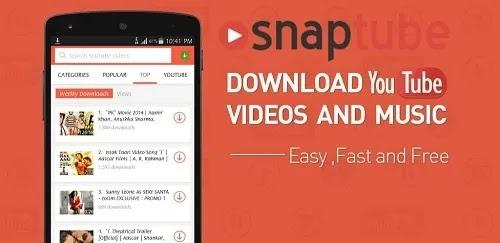 SnapTube v4.62.1.4621001 Mod APK