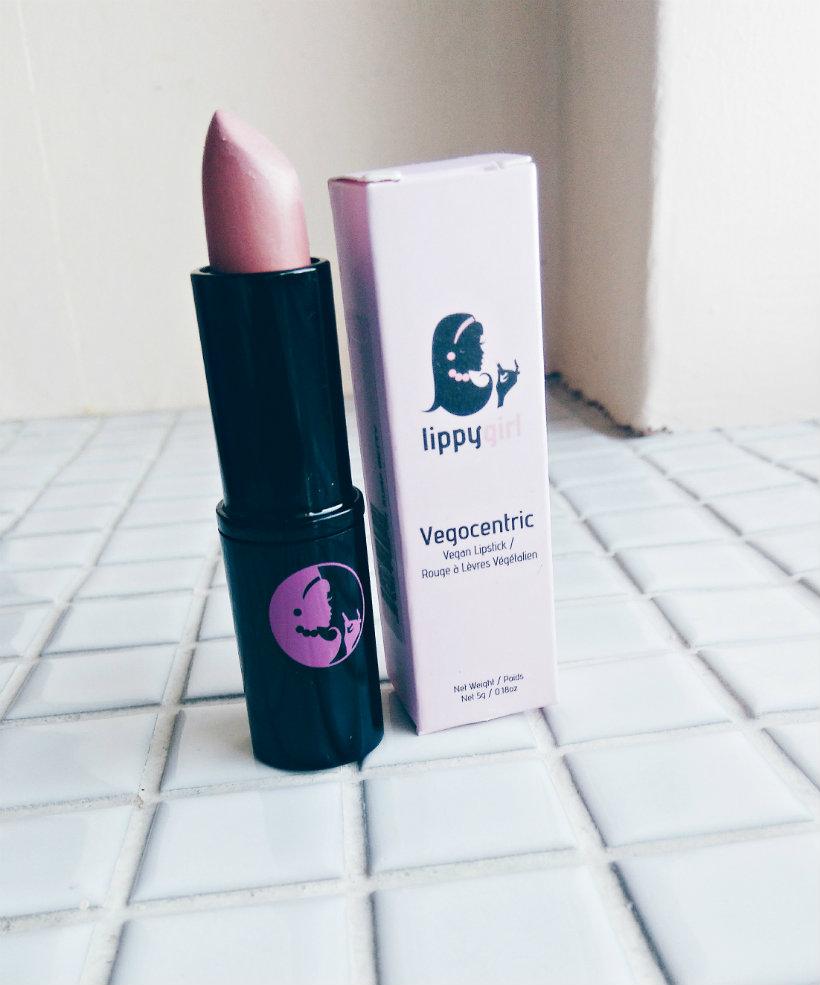 Lippy Girl Vegocentric Lipstick in Ski Bunny
