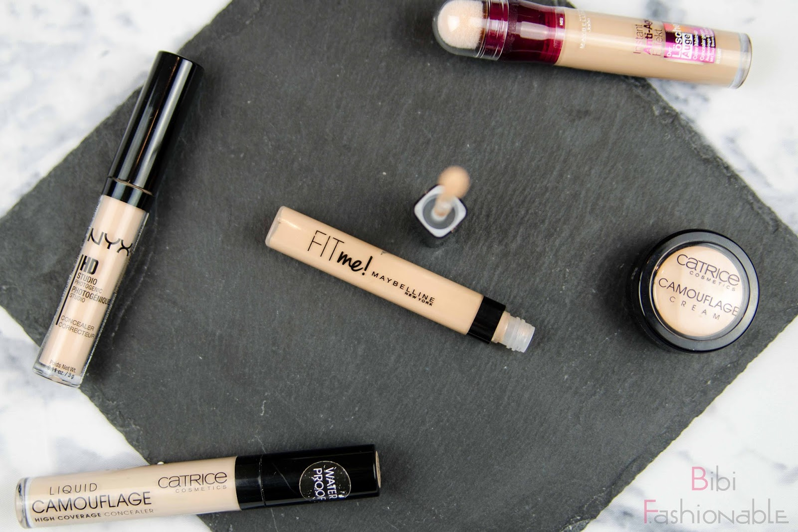 Top 5 Concealer Maybelline Fit me Concealer