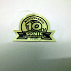 10th anniversary wrap sticker