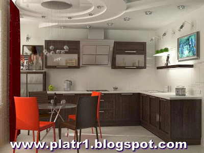 D Co Cuisine Decoration Platre Plafond
