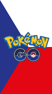 Wallpaper Pokemon GO flag Czech republic for Android phone and iPhone Free