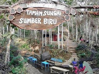 Taman Sungai Sumber Biru Jombang