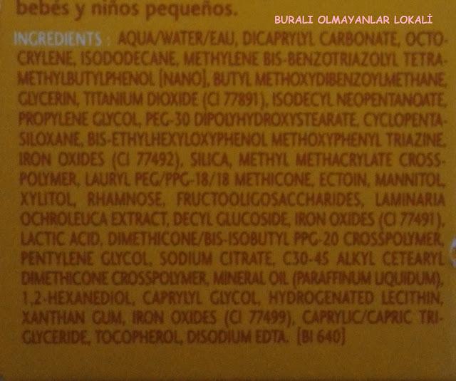 Buralı Olmayanlar Lokali-Bioderma-Photoderm