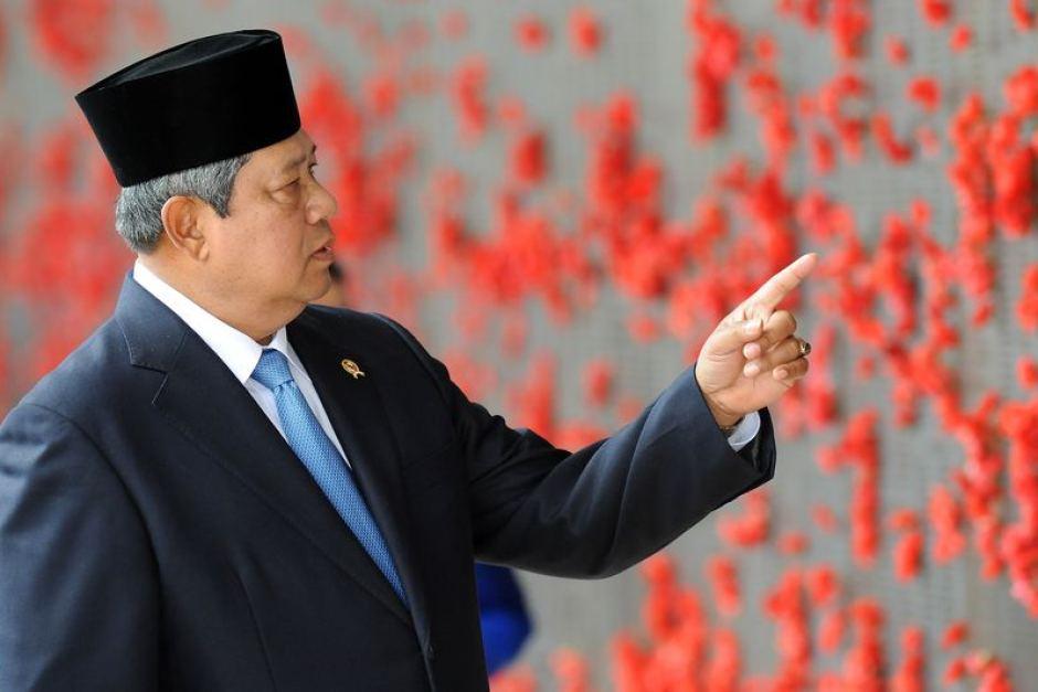 Sedih Lihat Bendera Demokrat Dirobek, Ini Kata SBY