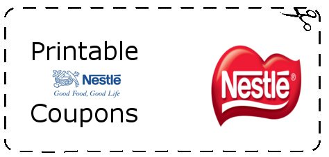 nestle coffee coupons