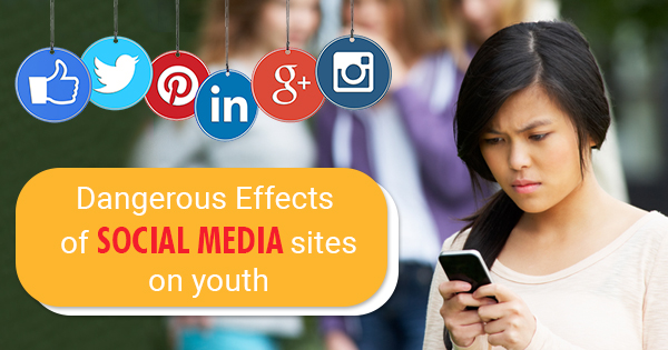 the harmful effects of social media