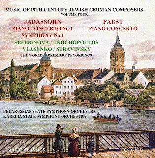 Music of 19th Century Jewish German Composers, Vol. 4