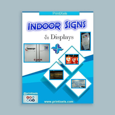 Indoor Signs & Displays
