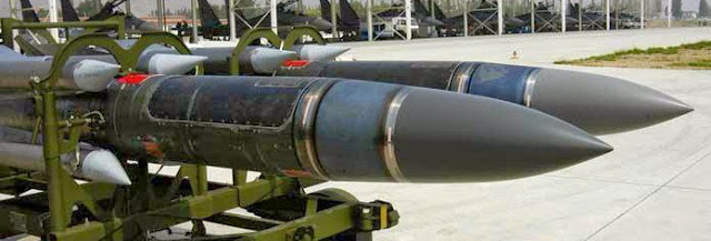 Misiles anti-radiación Kh-31P/YJ-91 de mediano alcance