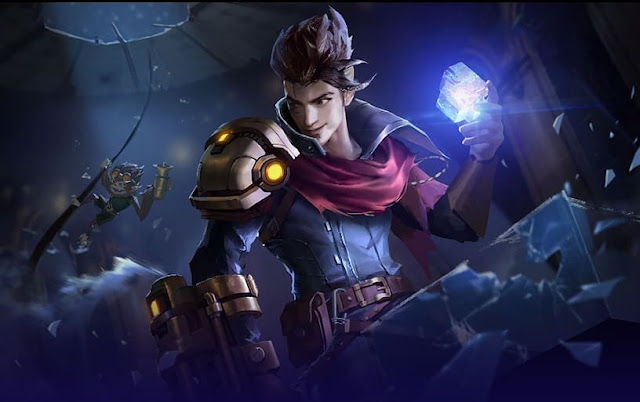 build hero claude mobile legends