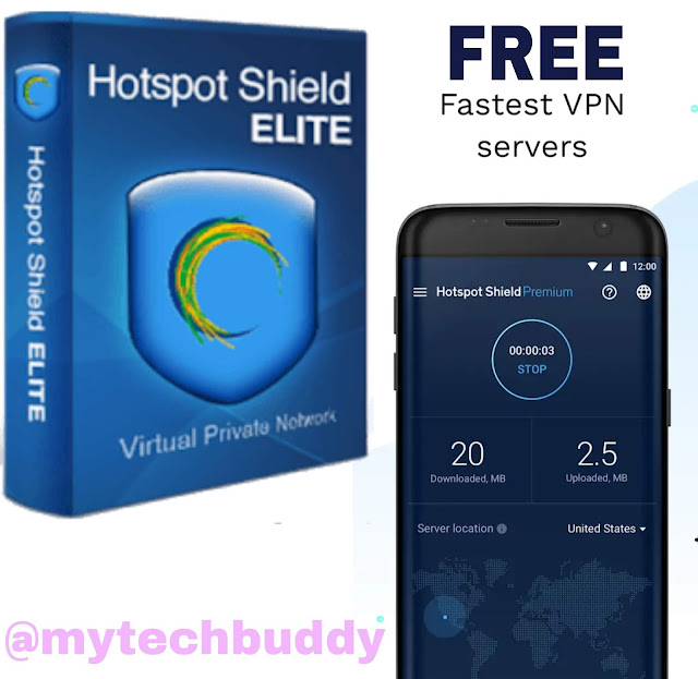Hotspot Shield APK Crack Free Download Full Version For Android 2018