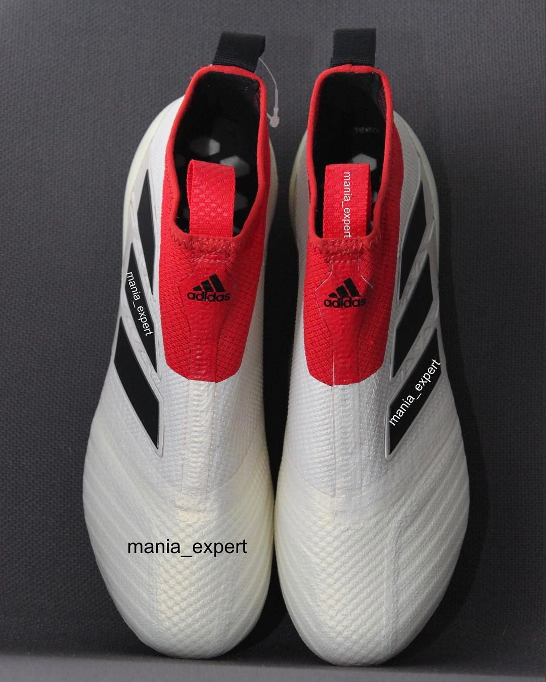 Adidas Ace 17 Purecontrol Schwarz