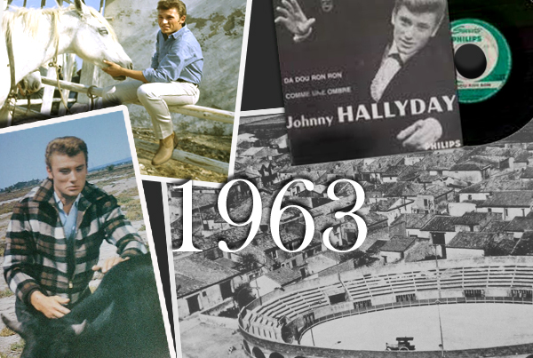 Johnny Halliday Montpellier