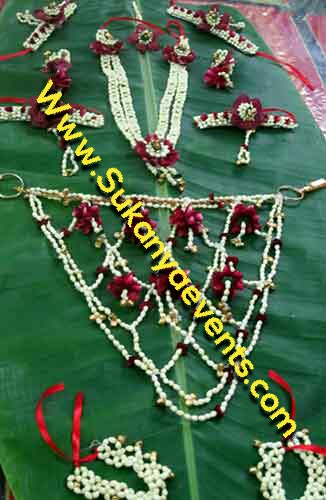 Dohale Jevan Decoration And Idea From Sukanya Events 2017
