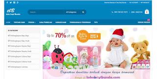 website toko bayi jombang