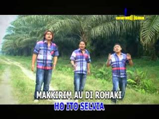 Lirik Lagu Batak - Selvia - Century Trio