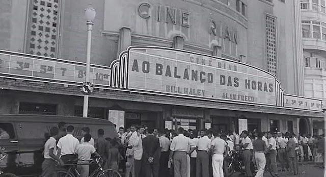 Resultado de imagem para FILME rock around the clock estreia no rio