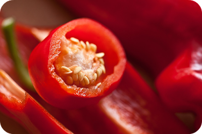 red pepper superfood
