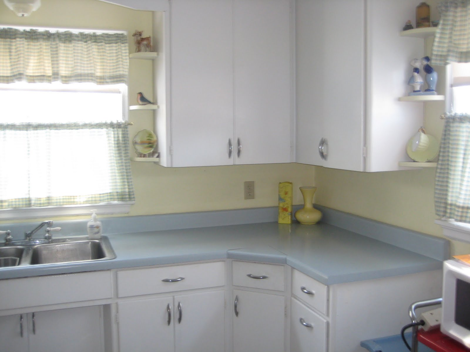 Blue Kitchen Countertops Two Seat Table Lolly 39s Blog Updating My