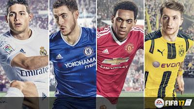 Marco Reus portada FIFA 17